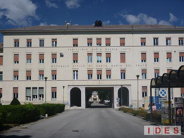 """Ospedale Civico """"Santa Maria del Prato"""" - Feltre (Belluno)"""