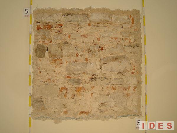 """Palazzo """"Laura"""" - Direzione Regionale Toscana e Umbria del Demanio - Firenze - Analisi visiva della tessitura muraria"""