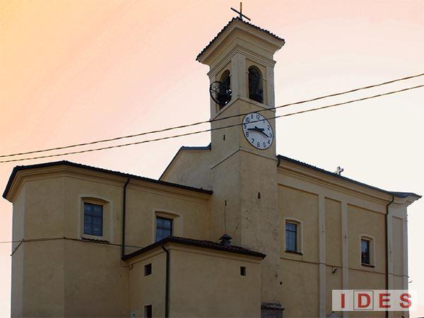 """Chiesa di """"S. Michele Arcangelo"""" - Preseglie Loc. Gazzane (Brescia)"""