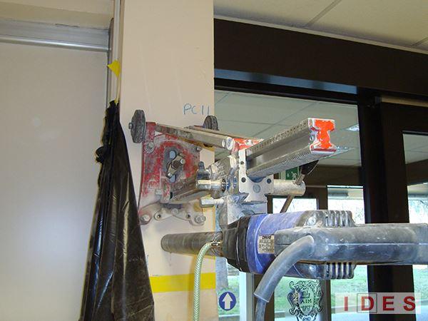 """Ospedale e R.S.A. """"Richiedei"""" - Gussago (Brescia) - Carotaggio"""