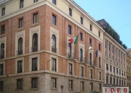 """Palazzo """"delle Finanze"""" - Direzione Generale del Demanio - Roma"""
