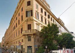 Condominio in via dei Gracchi - Roma