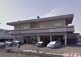 """Concessionaria """"Toyota"""" - San Zeno Naviglio (Brescia)"""