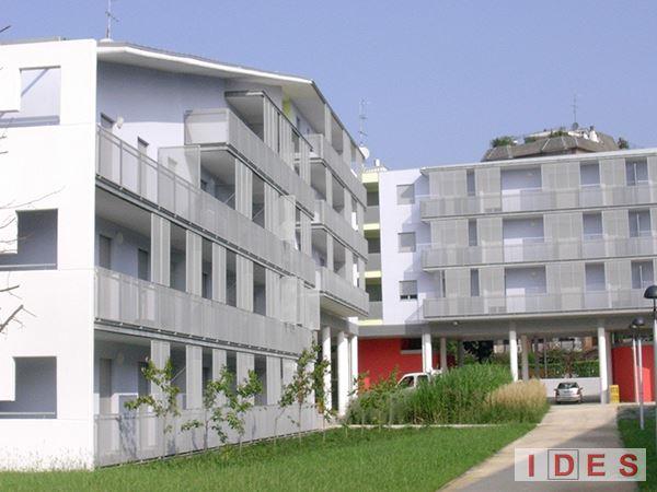 """Quartiere integrato """"Abitare a Milano"""" - Milano"""