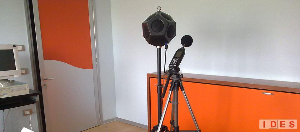 monitoraggi acustici