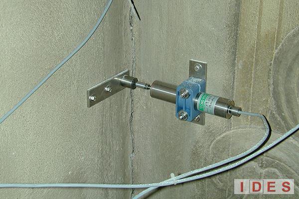 Monitoraggio cedimenti e rotazioni