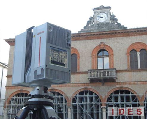 Laser scanner