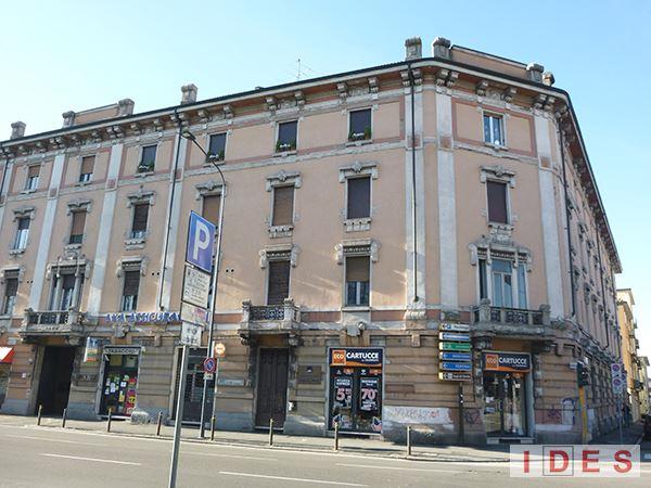 Complesso residenziale in via Vantini - Brescia