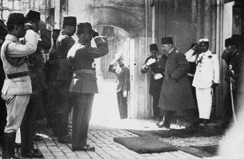 kejatuhan kerajaan uthmaniyah