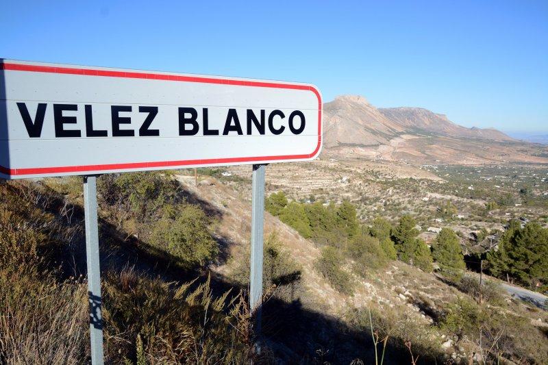 Run 204. Vélez-Blanco. ©Spain Buddy.