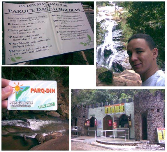 Parque das Cachoeiras - Ipatinga/MG