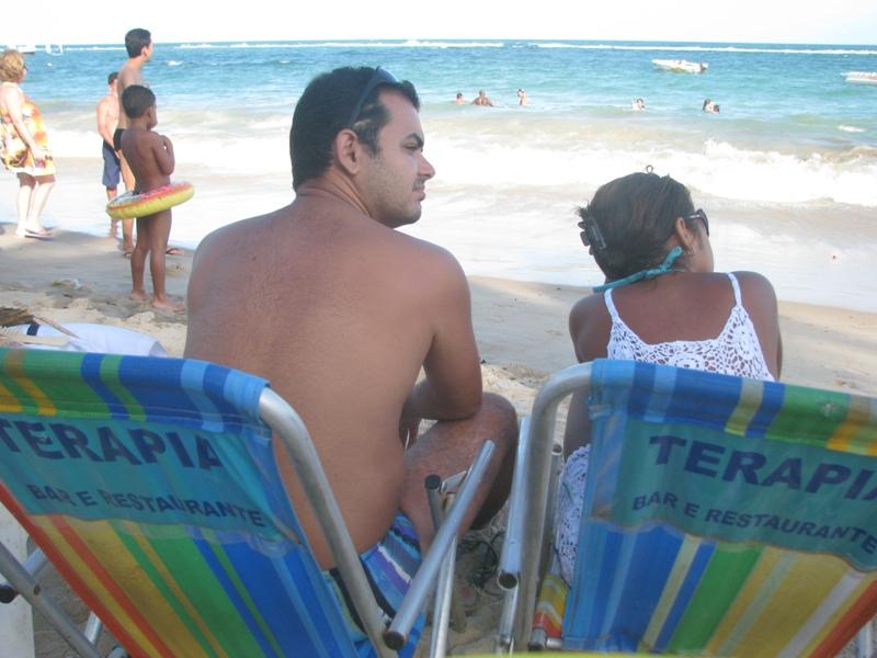 Barraquinhas na Praia do Francês - Marechal Deororo /AL