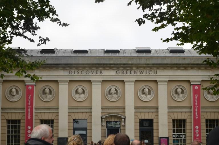 Centro de informações ao turista Discover Greenwich