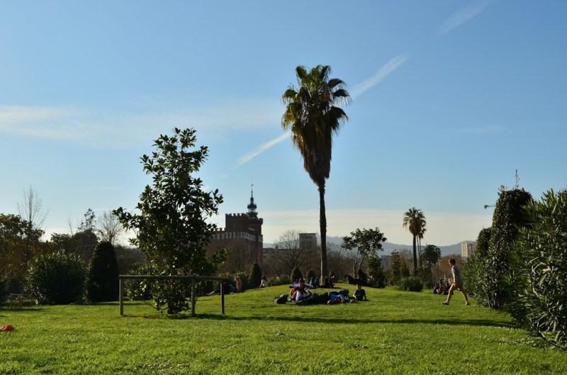 Roteiro de 3 dias em Barcelona - Parc de la Ciutadella