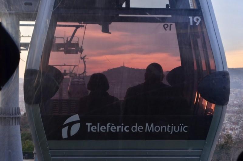 Teleferic de Montjuïc