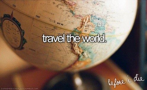 Como escolher o destino de uma viagem?