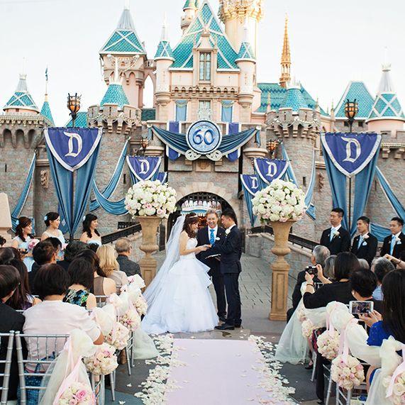 destination wedding disney