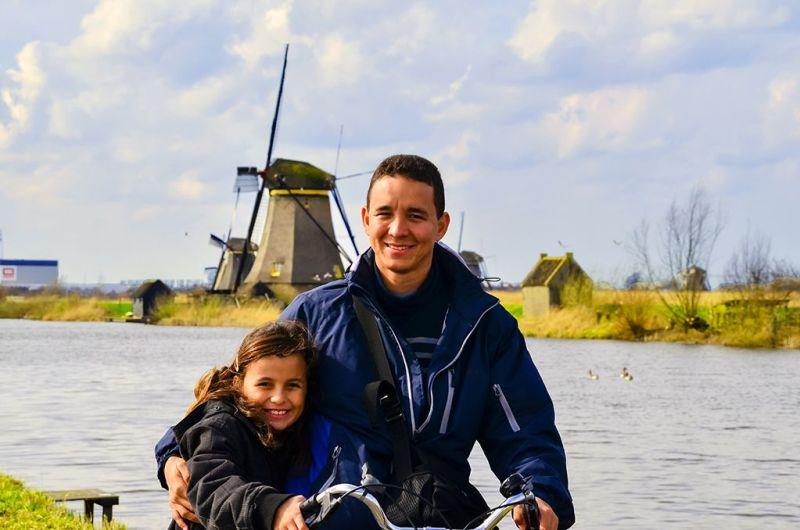 Holanda - Kinderdjik - Windmill