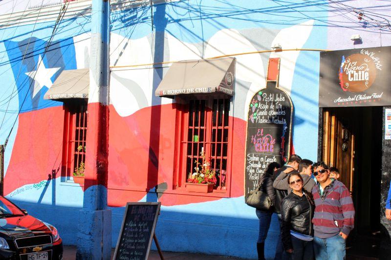 O que fazer em Santiago - Valparaiso