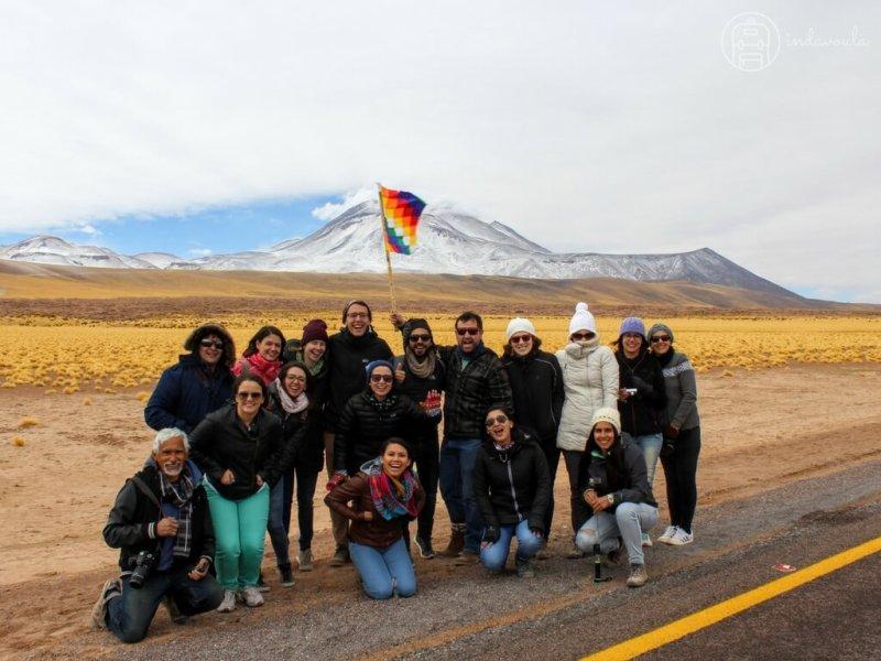 Piedras Rojas e Lagunas Altiplanicas, passeio no Deserto do Atacama