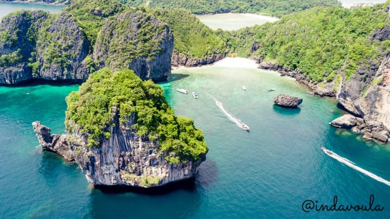 viajar para a tailândia - nui bay