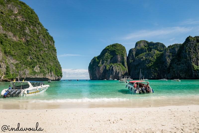 viajar para a tailândia - maya bay