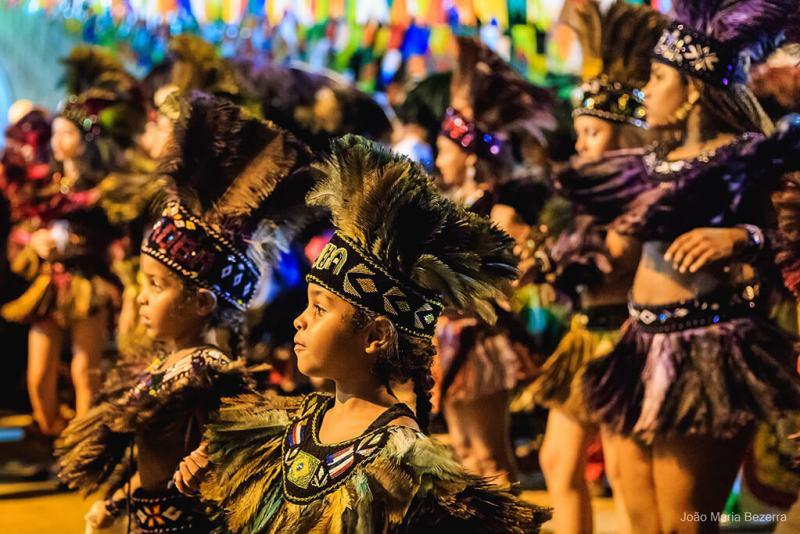 Festa Junina em São Luís Maranhao - Cacuriá