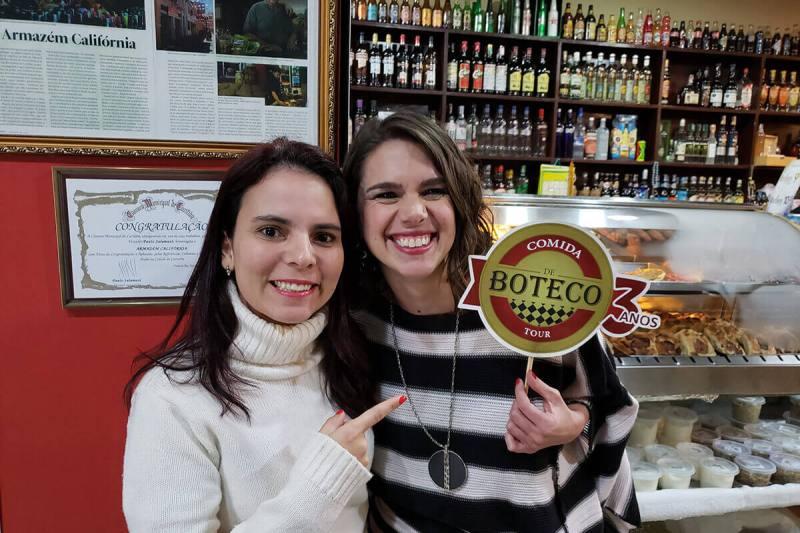 melhores bares de curitiba com o tour comida de Boteco