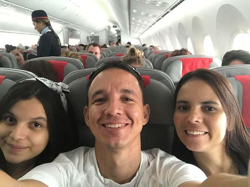 Como é voar pela Nowregian airlines