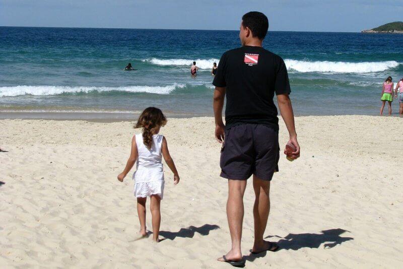 viajar para a praia em janeiro - florianópolis/SC