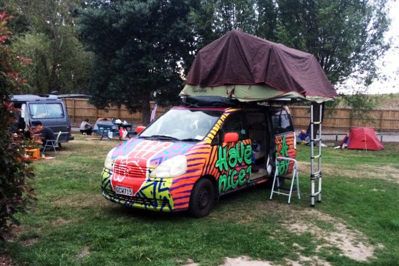 Campermate: Seu melhor amigo para encontrar locais para acampar na Austrália  e Nova Zelândia (com ou sem motorhome)