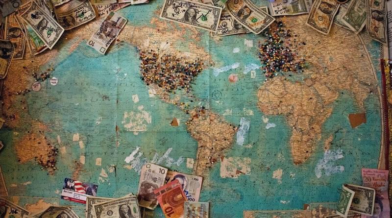 Transferir dinheiro para o exterior