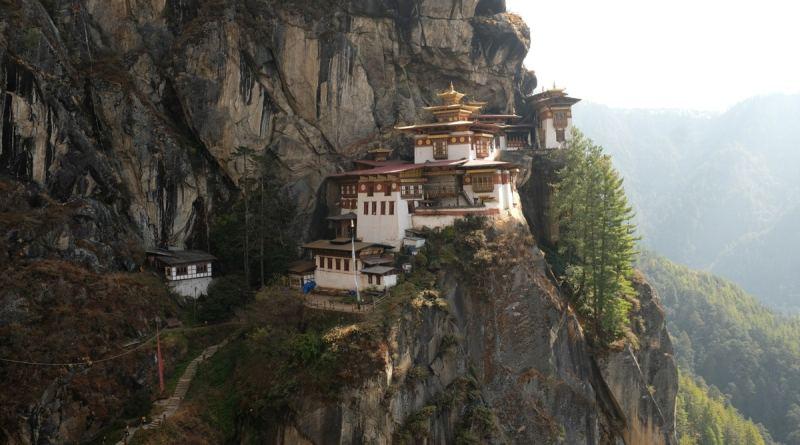 Ninho do Tigre, templo do Butão