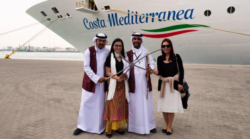 Cruzeiro Costa Mediterranea