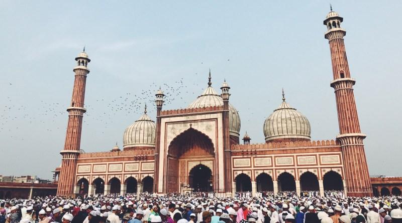 Mesquita Jama Masjid o que fazer em nova delhi