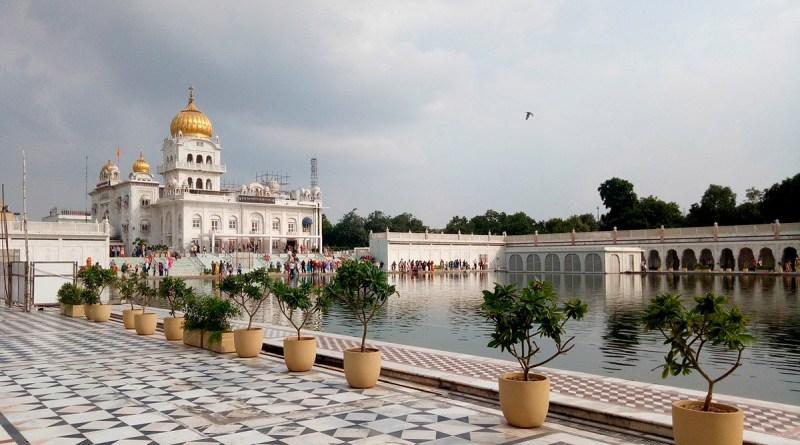 Templo Sikh em Nova Delhi