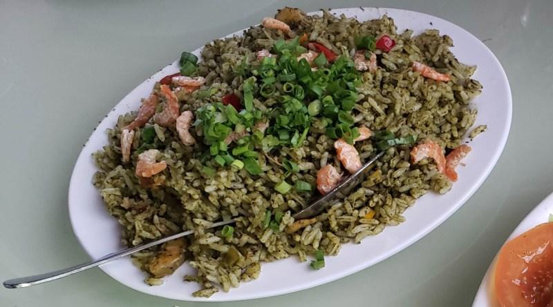 arroz de cuxá - prato típico do maranhão
