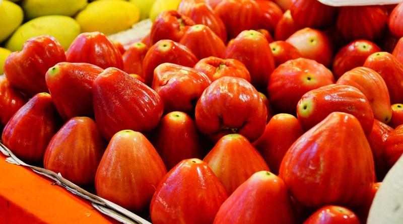 jambo frutas típicas - pratos típicos do maranhão