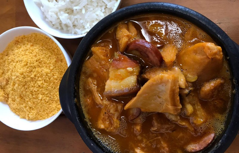 mocoto - prato típico do maranhão