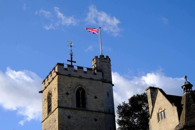 Oxford, uma das cidades perto de Londres