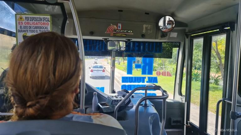 ônibus R1 zona hotelera