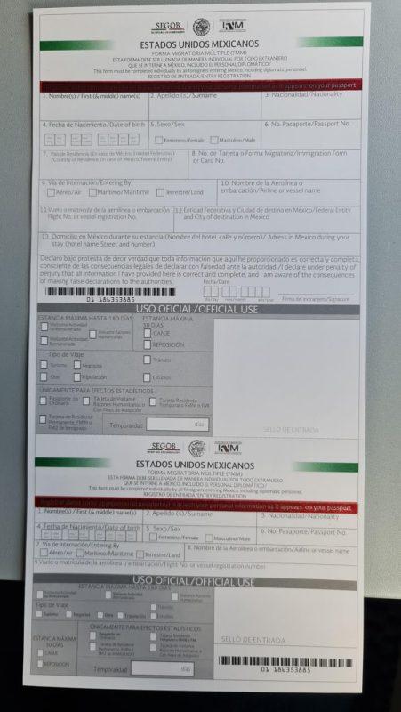 Imigração no México: visto, vacina, formulário e mais!