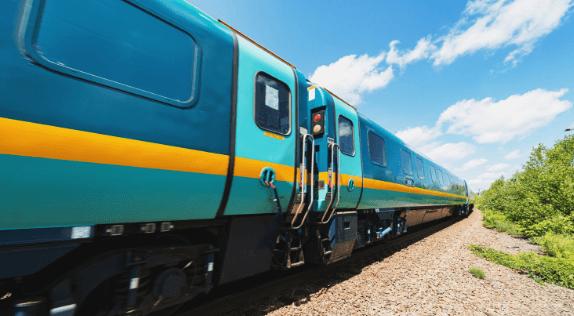 Trem de Passageiros Maranhão Pará