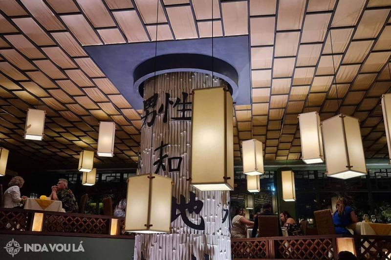 restaurante oriental do grand park royal