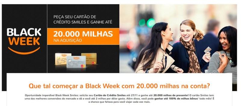 Promoção Visa Smiles e Banco do Brasil