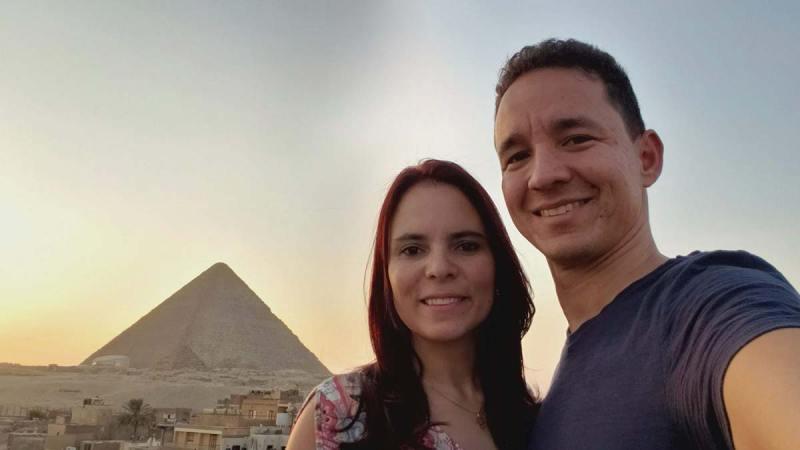piramides do egito - elas vão estar no seu roteiro