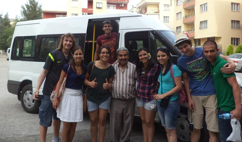 Transporte de Van de São Luís para Barreirinhas