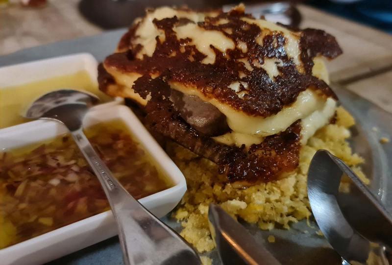 Restaurante Cacimba Bistrô em Noronha