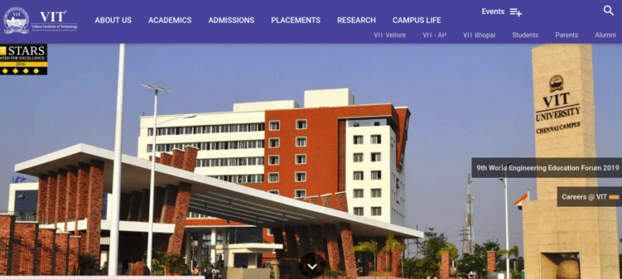 VIT University Chennai Campus