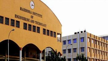 Mahendra Institute of Engineering and Technology